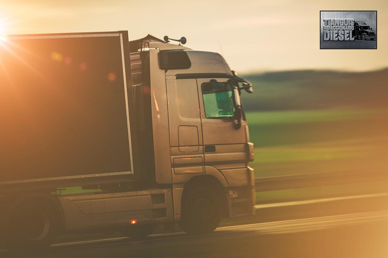 refacciones para camión a diesel
