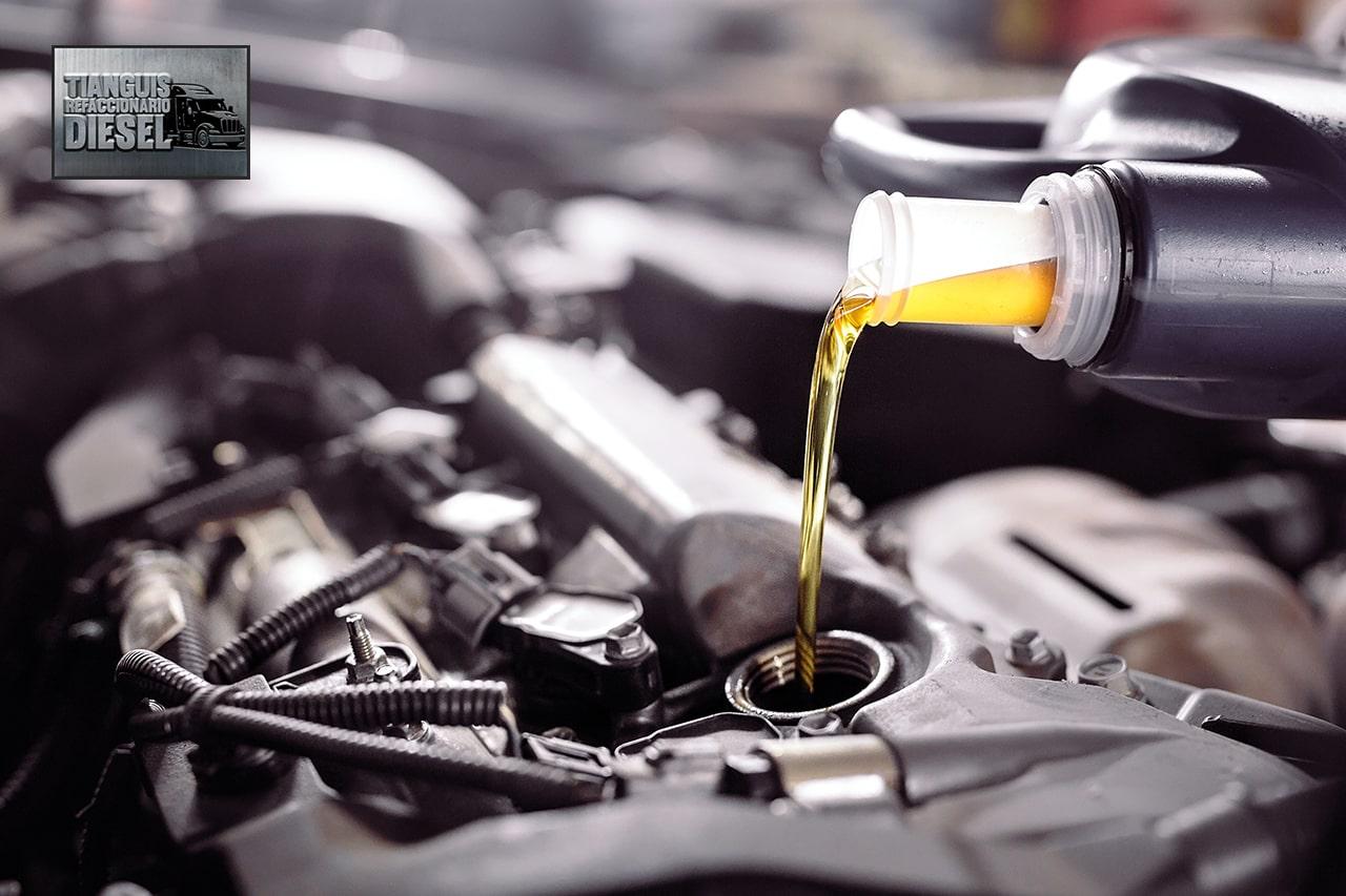 Aceite para Motores a diésel