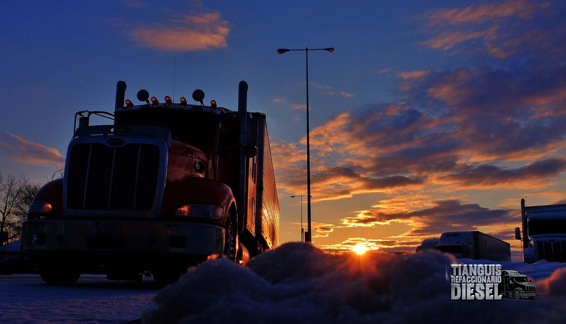 Refacciones para camion